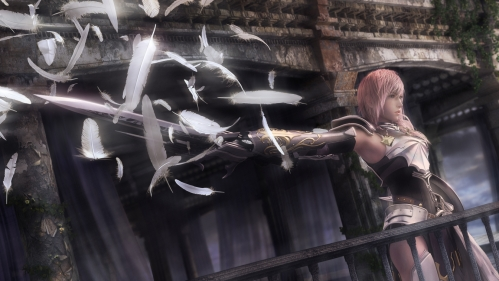 Lightning in FFXIII-2